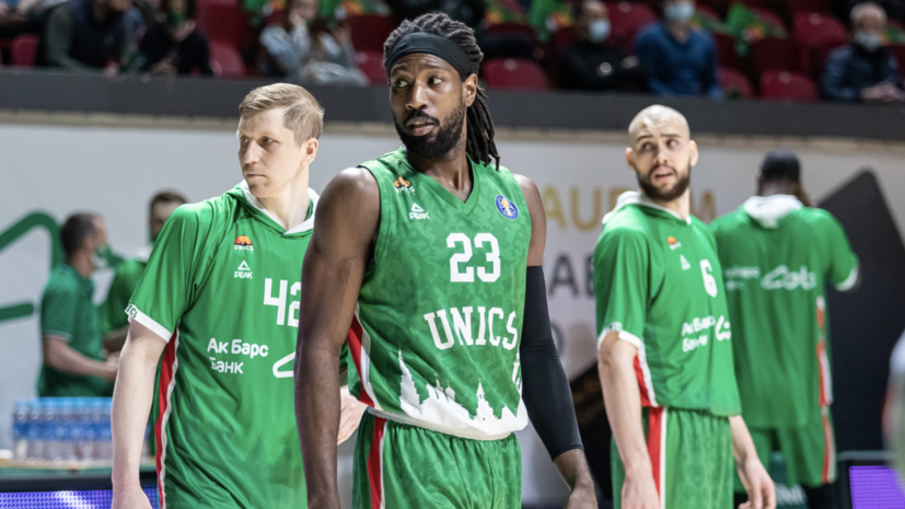 УНИКС победил «Зелёна-Гуру» и вышел в полуфинал Единой лиги ВТБ