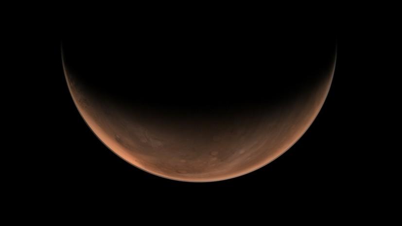 Китайский зонд «Тяньвэнь-1» успешно сел на поверхность Марса