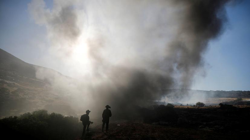 МИД ФРГ считает правом Израиля на самооборону удары по сектору Газа