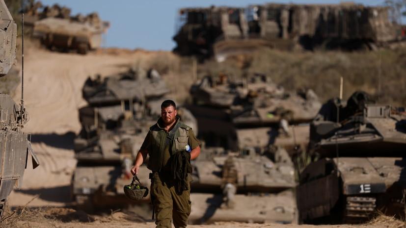 В Израиле сообщили о стрельбе на Западном берегу