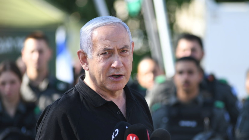 Нетаньяху провёл совещание с силовиками
