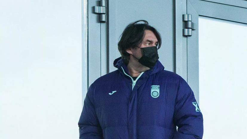 Газизов прокомментировал перенос времени начала матча «Уфы» с «Арсеналом»