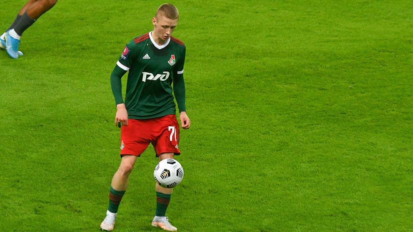 Сёмин отреагировал на возможный переход Мухина в ЦСКА