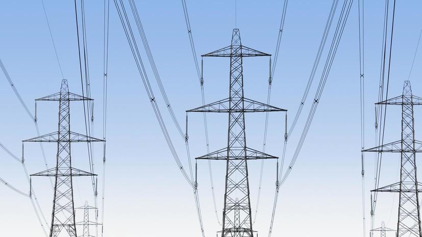 Эксперты: Россия опередила США по ценам электроэнергии для промышленности
