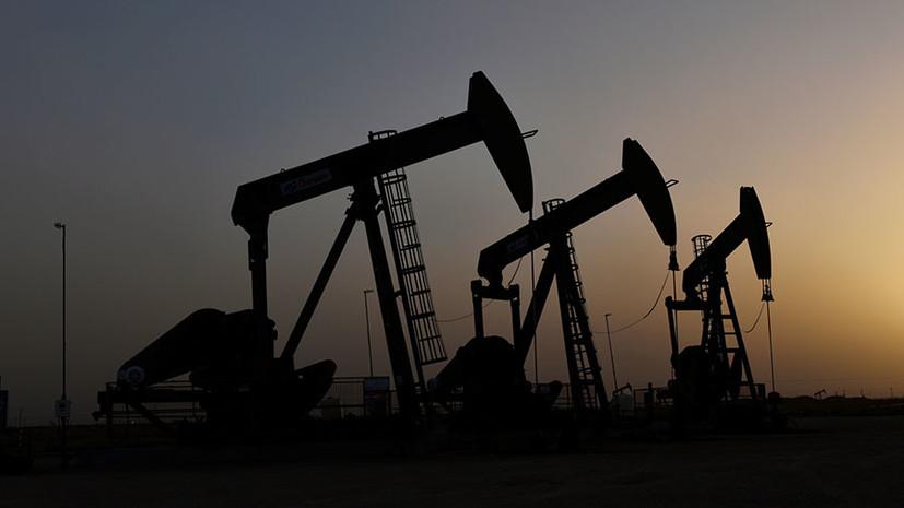 Цена нефти марки Brent превысила $70 за баррель