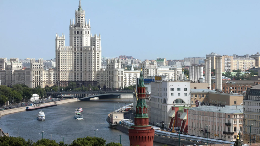 МЧС выпустило экстренное предупреждение о ветре до 18 м/с в Москве