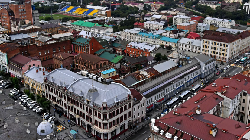 Исполняющим обязанности мэра Владивостока станет Константин Шестаков