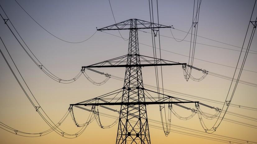 Минэнерго Украины просит запретить импорт электроэнергии из России