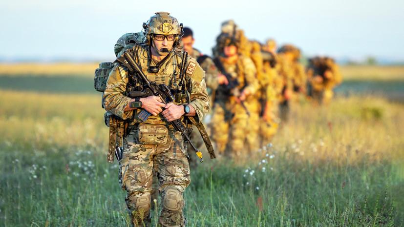 «Поближе к российским границам»: какие цели ставит перед собой НАТО в многонациональных учениях Noble Jump 2021