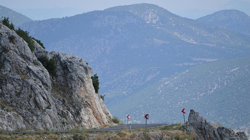 В горах Турции пропала туристка с Украины
