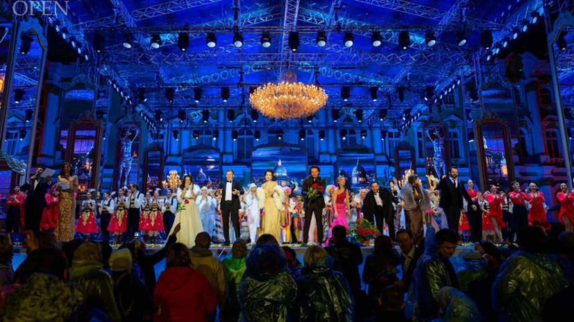 Концерт «Классика на Дворцовой» пройдёт 28 мая в Петербурге