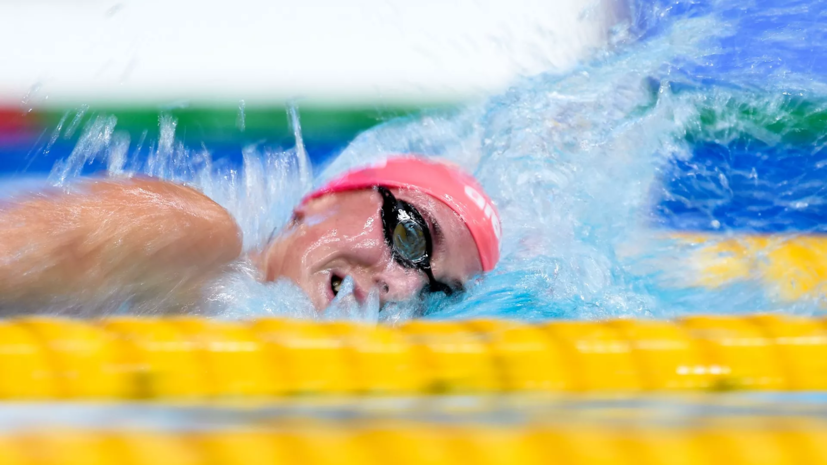 Кирпичникова и Егорова стали призёрами ЧЕ в плавании на 800 метров вольным стилем