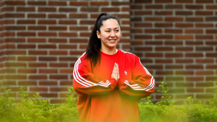 Manizha выступила на Евровидении в Роттердаме