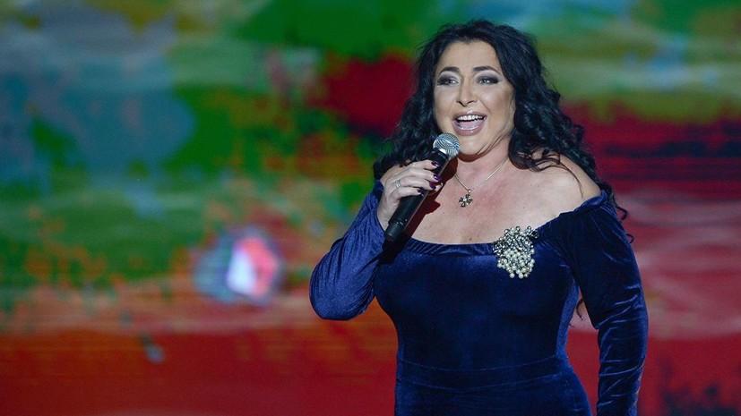 Лолита оценила выступление Manizha на Евровидении