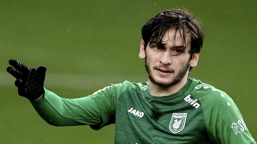 Отец Кварацхелии заявил, что футболист летом покинет «Рубин»
