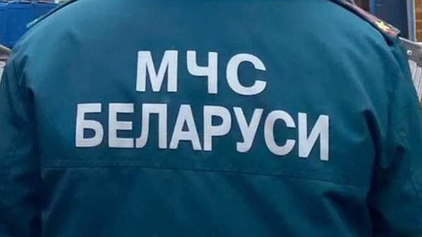 В Барановичах разбился военно-учебный самолёт