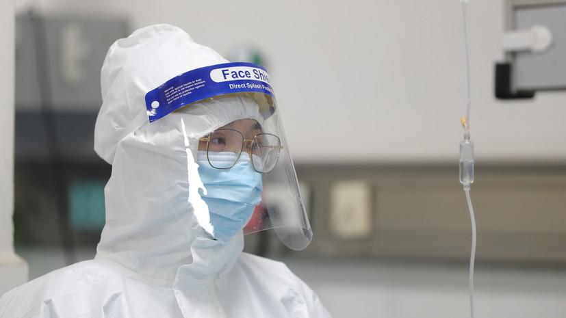 В КНР зафиксировали вспышку гриппа H5N8 среди диких птиц