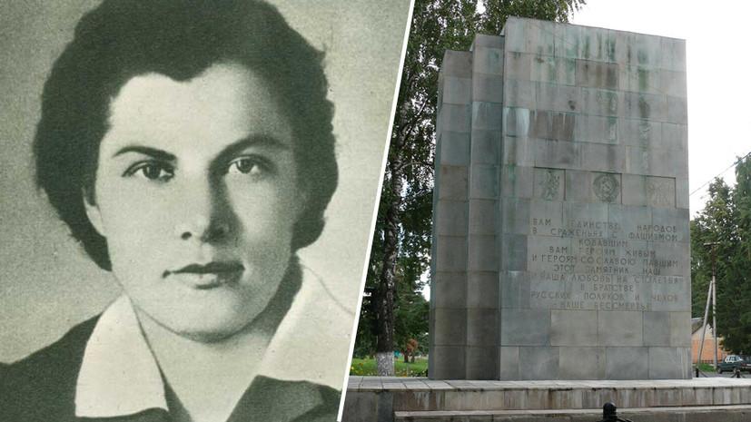 «Вызываем огонь на себя»: за какие подвиги разведчица Анна Морозова была удостоена звания Героя Советского Союза