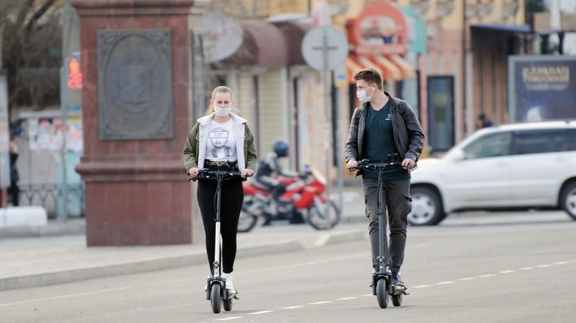 Эксперт оценил ситуацию с возможными изменениями правил езды на самокатах и велосипедах