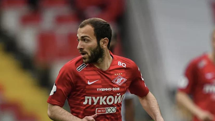 «Ахмат» ведёт переговоры со «Спартаком» по трансферу Тимофеева и Мелкадзе
