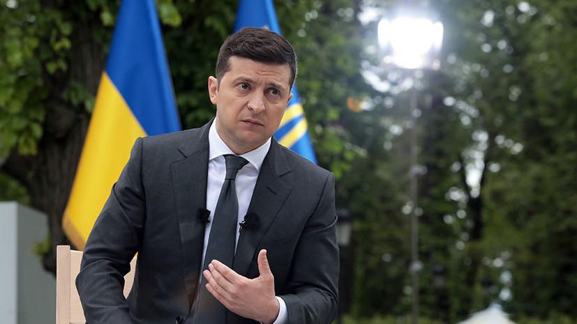 Зеленский анонсировал масштабный военный парад на Украине