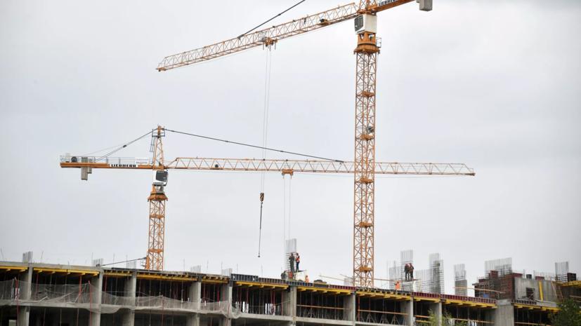 Кабмин проработает вопрос привлечения в Россию строителей из Белоруссии
