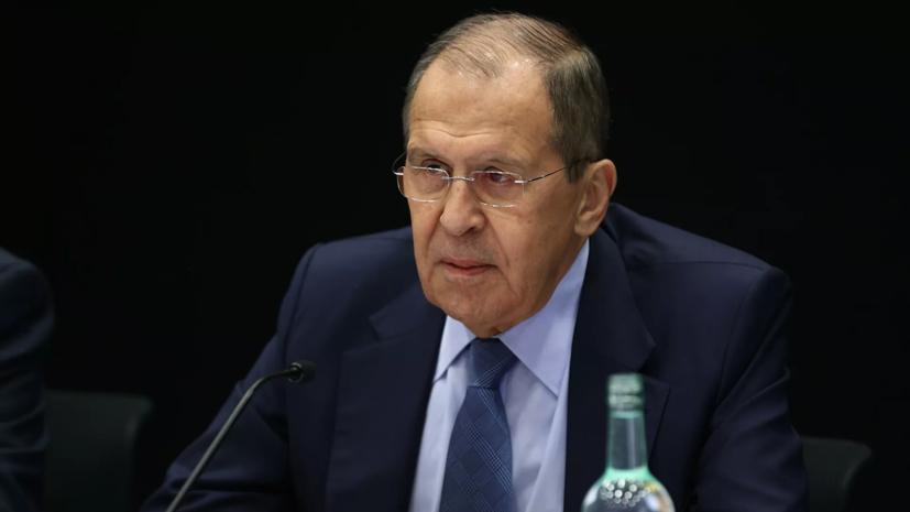 Лавров доложил Путину о переговорах с Блинкеном