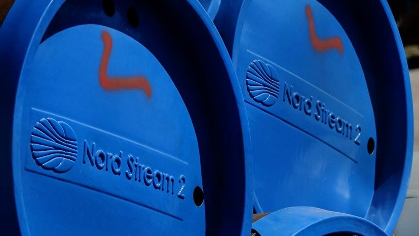 Меркель назвала шагом навстречу ФРГ решение США по Nord Stream 2