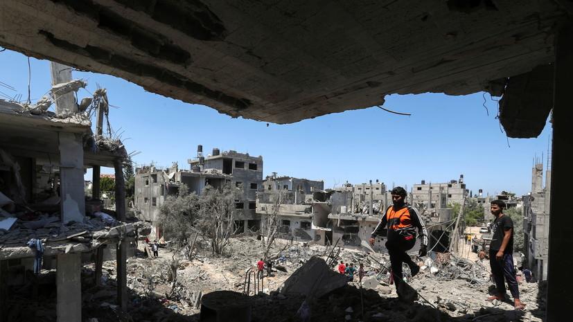 Более 400 россиян и граждан СНГ находятся в списке на вывоз из сектора Газа