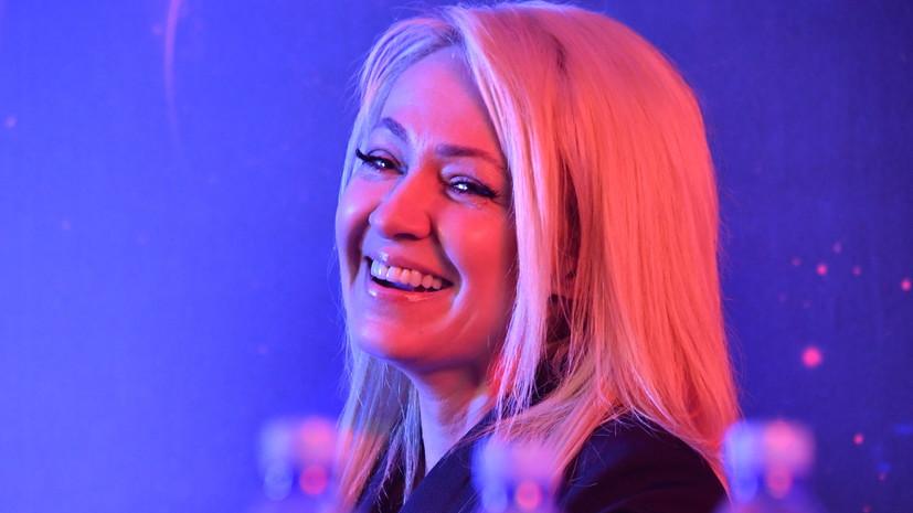 Яна Рудковская назвала вероятных победителей Евровидения