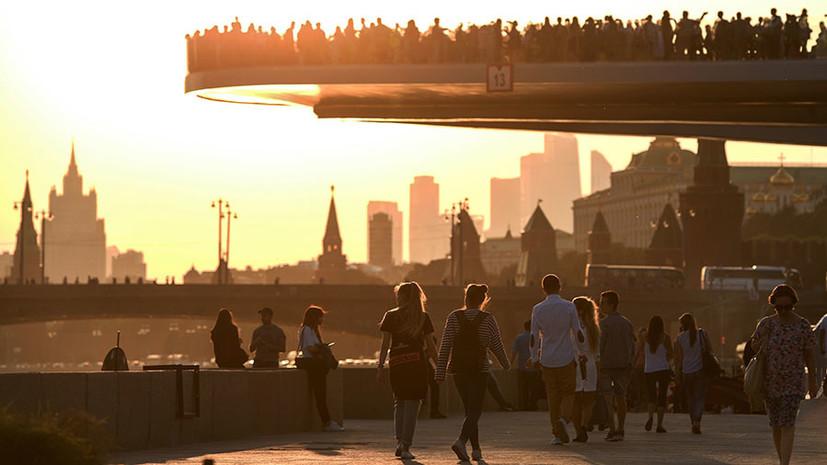 «Остаётся сложной, но не драматичной»: Собянин оценил ситуацию с COVID-19 в Москве