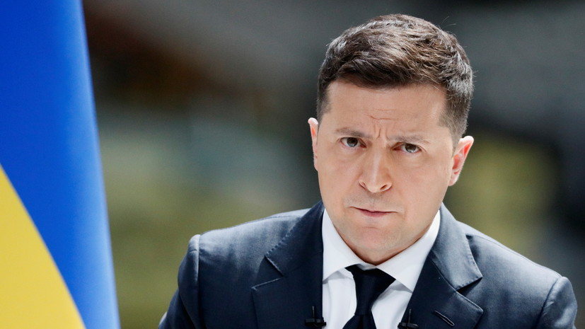 Политолог оценил заявление Зеленского о возможности референдума по Донбассу