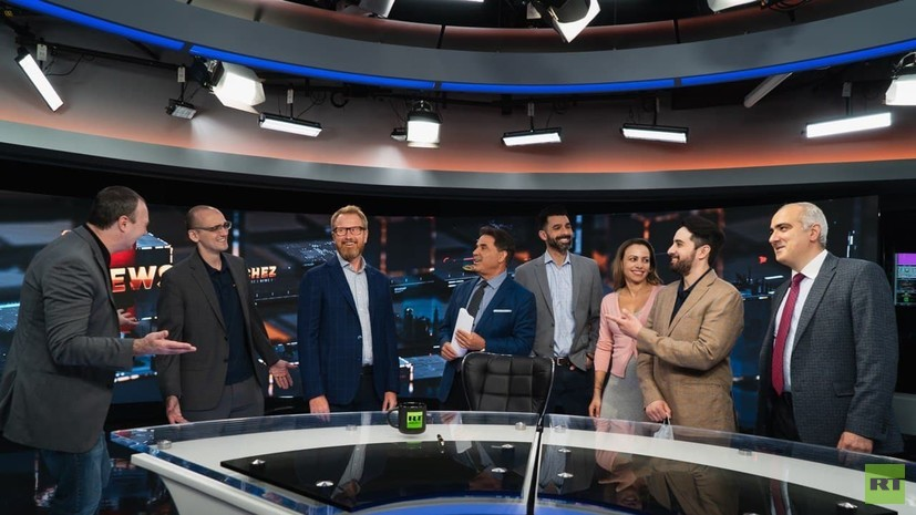 RT America вышел в финал Monte-Carlo Television Festival