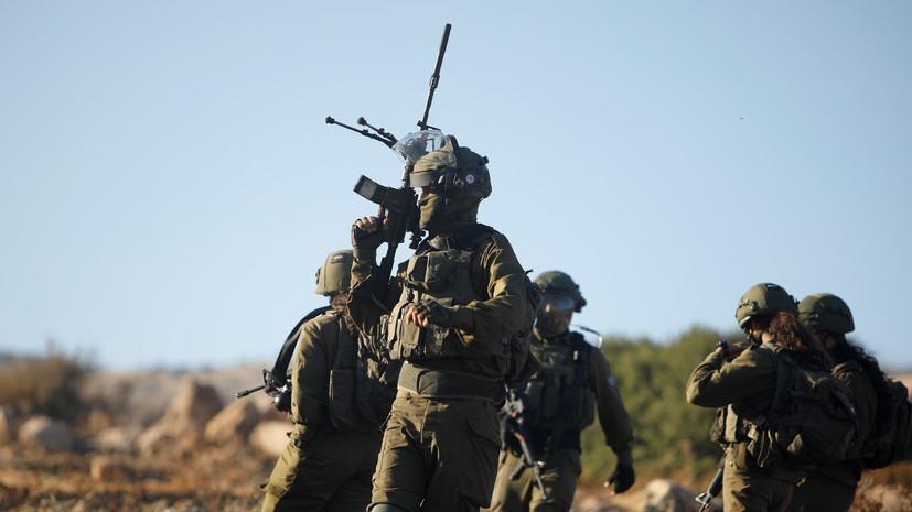 ХАМАС прокомментировало сообщение о двустороннем прекращении огня