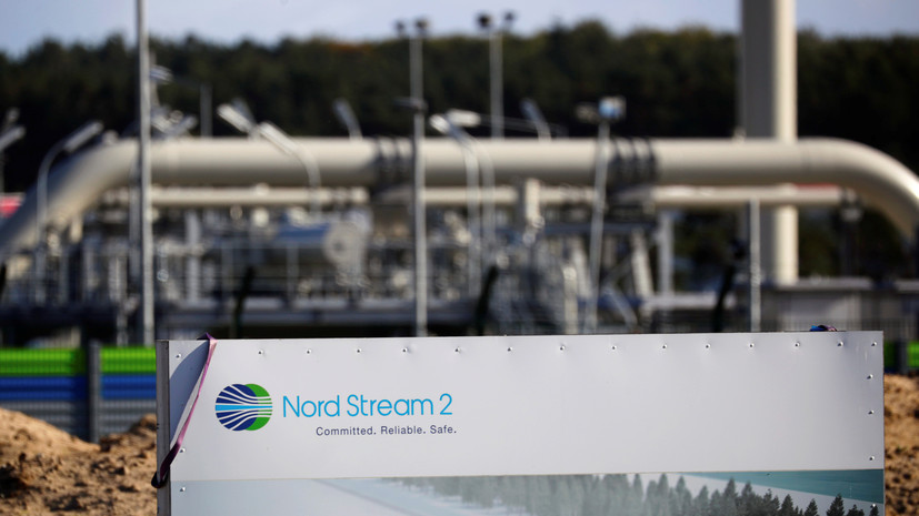 Сенаторы США внесли законопроект о восстановлении санкций против «Северного потока — 2»