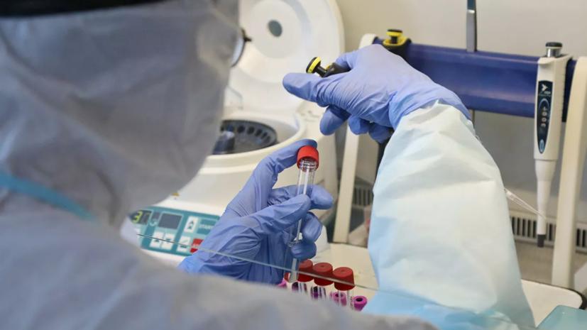В России выявили 8937 новых случаев коронавируса за сутки