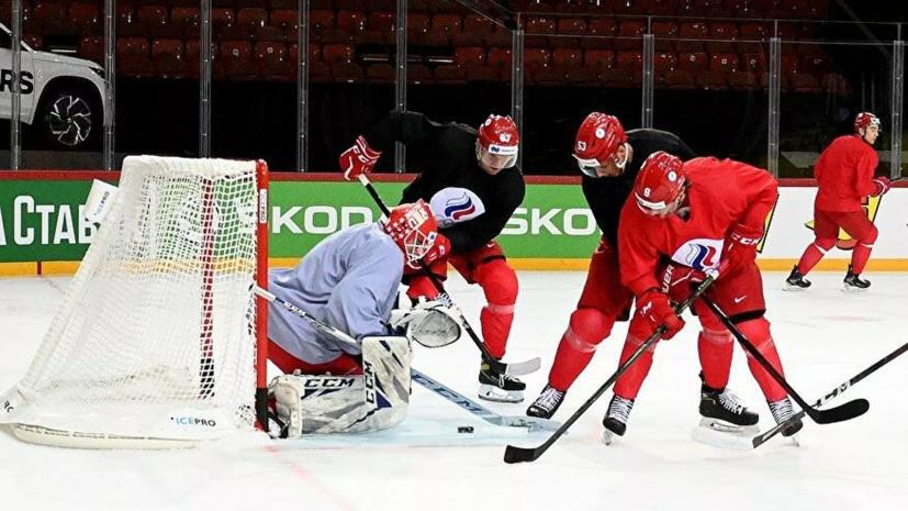 Михайлов пожелал сборной России хорошего старта на ЧМ-2021
