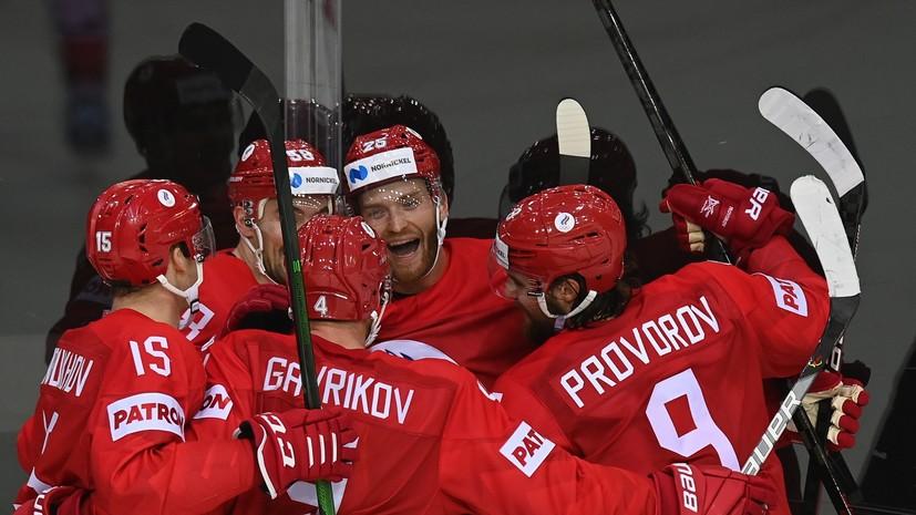 Голы в меньшинстве и большинстве, бросок после паузы и «выстрел» в девятку: как Россия обыграла Чехию на старте ЧМ-2021