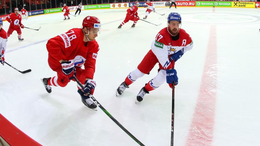 Крикунов: сборной России не помешал бы вратарь из НХЛ, но давайте не будем винить Самонова
