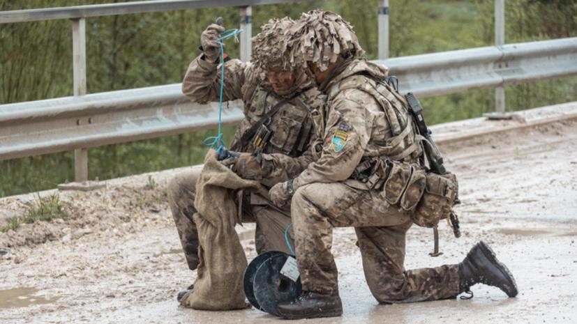 «Антироссийский характер не вызывает сомнений»: как в Эстонии проходят военные учения Spring Storm