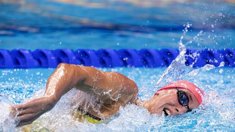 Ильченко рассказала, в чём особенность пловчихи Кирпичниковой