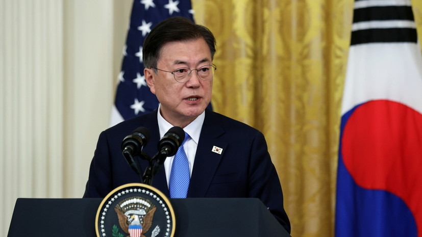 Южная Корея одобрила подход Байдена к КНДР