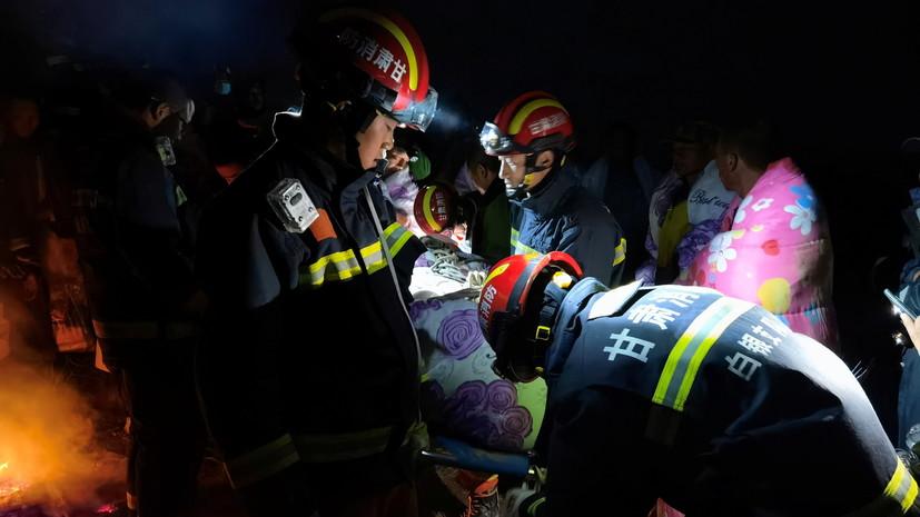 СМИ: 21 бегун насмерть замёрз во время ультрамарафона в Китае