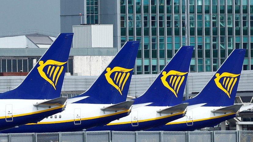 Глава Ryanair считает, что на борту с Протасевичем были сотрудники КГБ