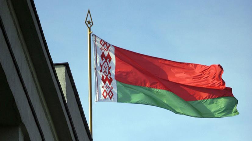 В МИД Белоруссии прокомментировали ситуацию с самолётом Ryanair