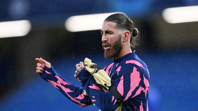 Рамос не попал в заявку сборной Испании на Евро-2020