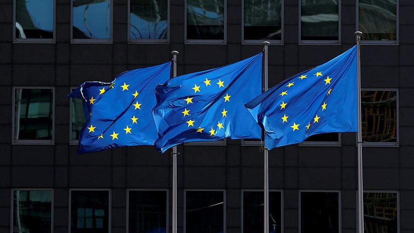 Евросоюз вызвал постпреда Белоруссии из-за инцидента с бортом Ryanair