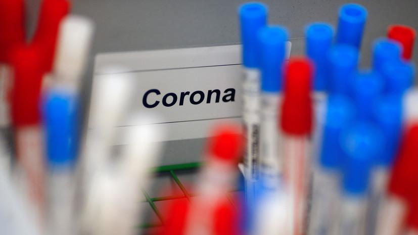 В Петербурге назвали напряжённой ситуацию с коронавирусом
