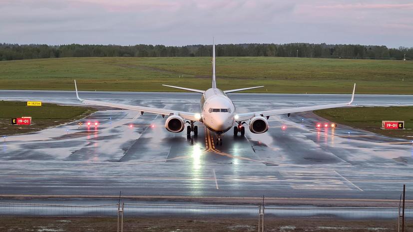 Страны Запада не запрашивали у Минска переговоры диспетчеров по борту Ryanair