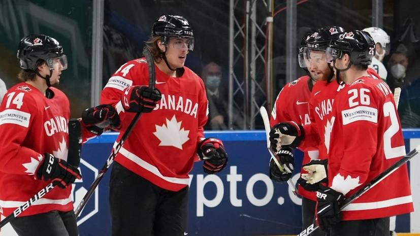 Третье подряд поражение Канады и победа Чехии над Белоруссией в овертайме: чем запомнился четвёртый день ЧМ по хоккею